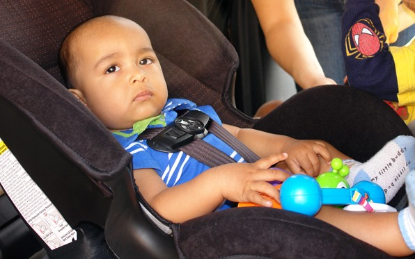 County to Provide About 2000 Child Car Seats