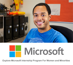 microsoft internship application