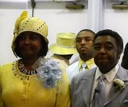 pastor ad mrs wells