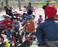 Baby Geniuses on the Go at the 2nd Annual Trike-a-Thon