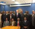 Mayor Faulconer Meets with African American Clergy