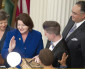 Speaker Toni Atkins Inaugurated in Capitol