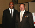 President of National Urban League Visits with Local Chapter in Private Reception