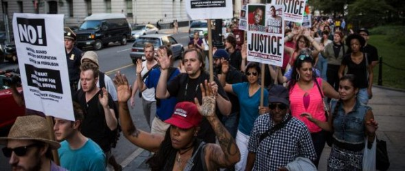 In Ferguson and the Entire Nation, Institutional Racism Extends Far Beyond Law Enforcement
