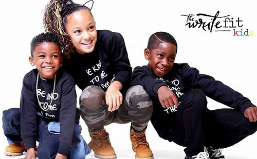 Local Fashion Designer Launches New Inspirational Collection For Kids Voice And Viewpoint