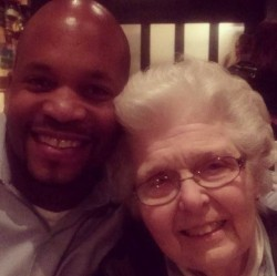 Omar Passons and Mom (1)