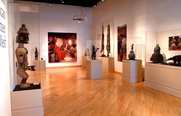 The California African American Museum Opens Its Fall