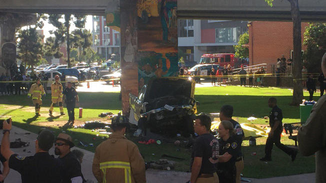 Donate A Car >> Four Dead, Several Injured after Coronado Bridge Accident ...