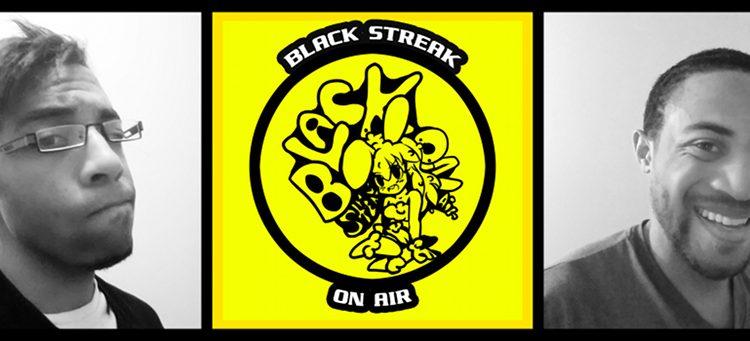 Black Streak Kitchen App