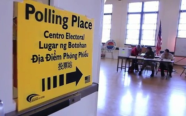 Election Officials: IL Early Voting