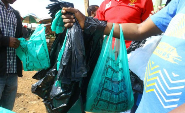 No More Plastic Bags for Kenya