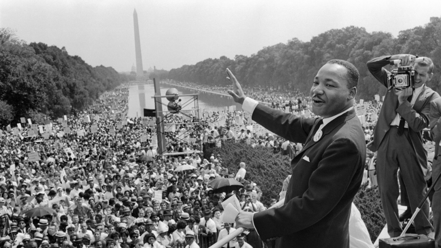 impact of i have a dream speech