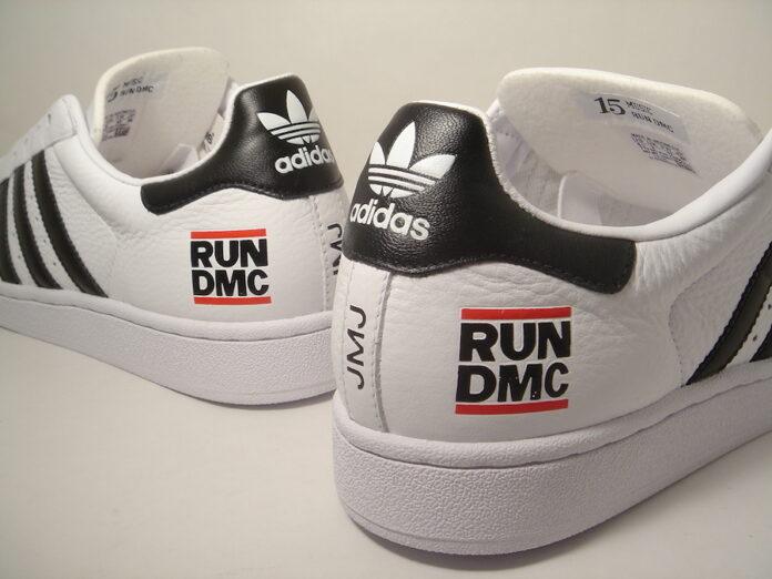 adidas superstar run dmc price